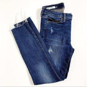 GAP Authentic True Stretch Skinny Ankle Jeans